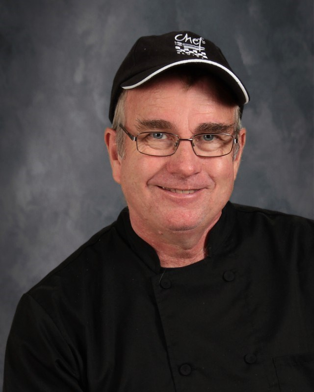 Mr. Ron Thornton   Chef (Ext. 262)