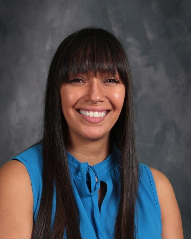 Ms. Angie Gonzalez   Pre-K3 (Ext. 279)