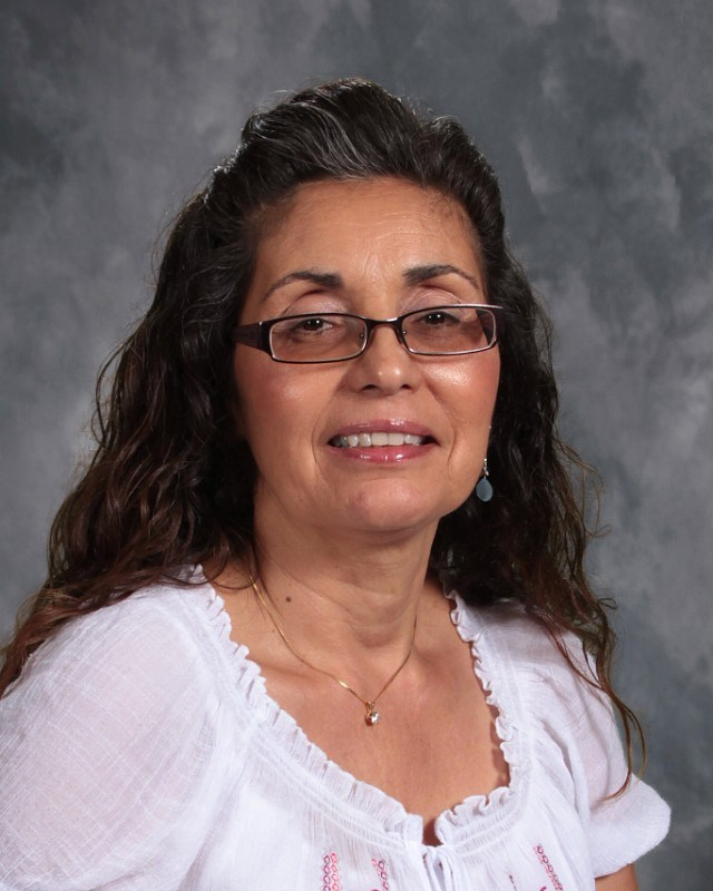 Ms. Elva Virginio   Instructional Assistant-K, ALPHA Director (am)