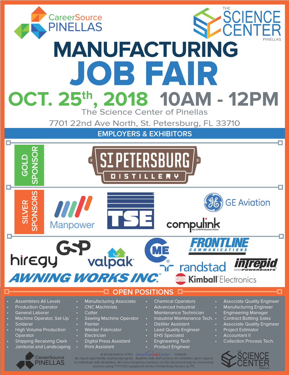 Manufacturing Month - Manufacturing Job Fair Oct 25 Employers.png