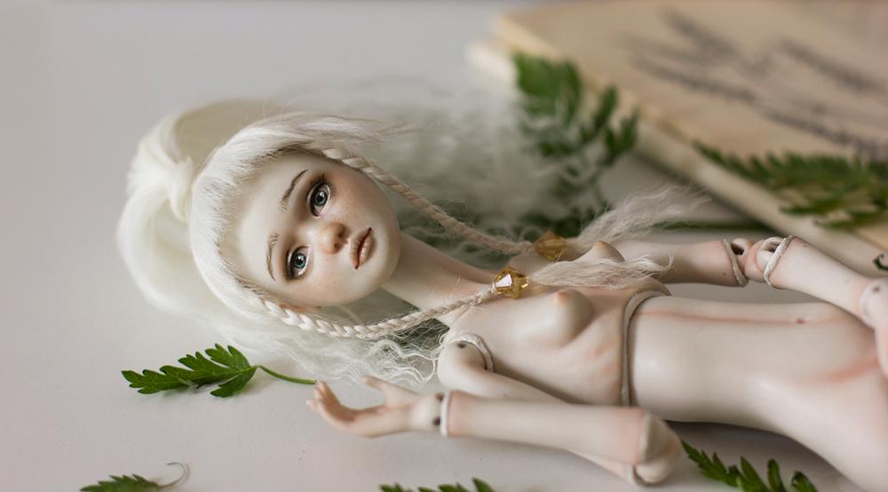 porcelain bjd fern flower9.png