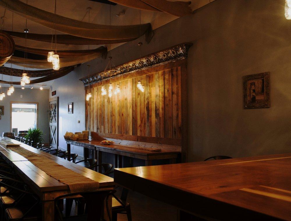 Banquet Room Menus -