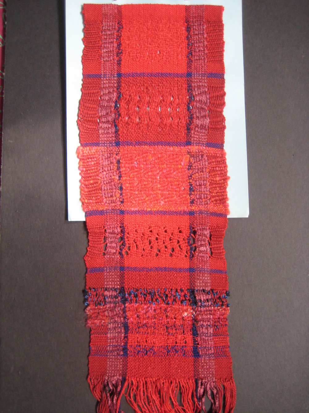 Lace Weaves – Spanish Lace