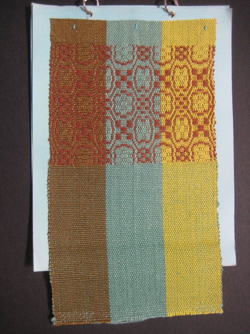 Warp Sett – 45 threads per 2 inches