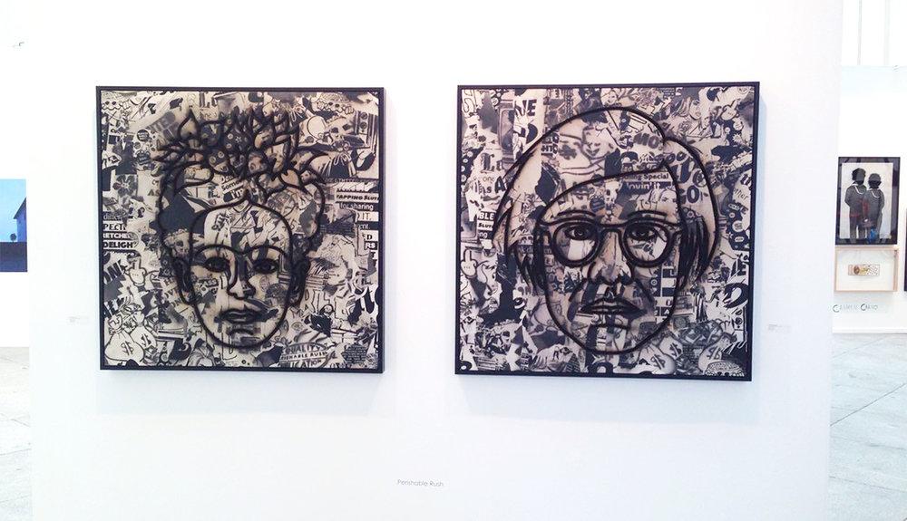 art fair with 3punts galeria barcelona art madrid
