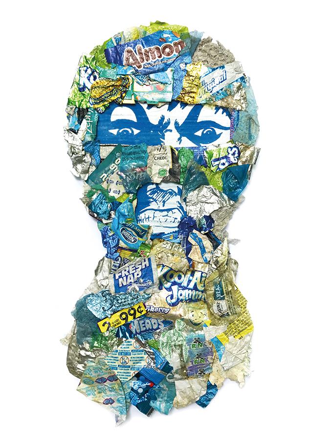 Sugar Rush Boy urban camouflage skimask