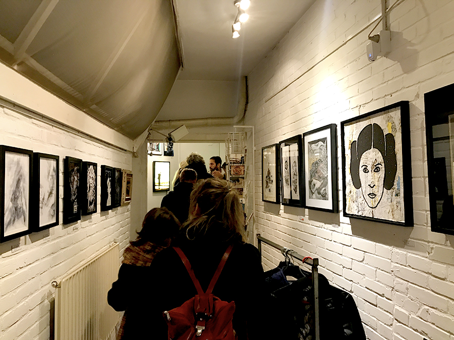 asa amsterdam street art go gallery amsterdam group show