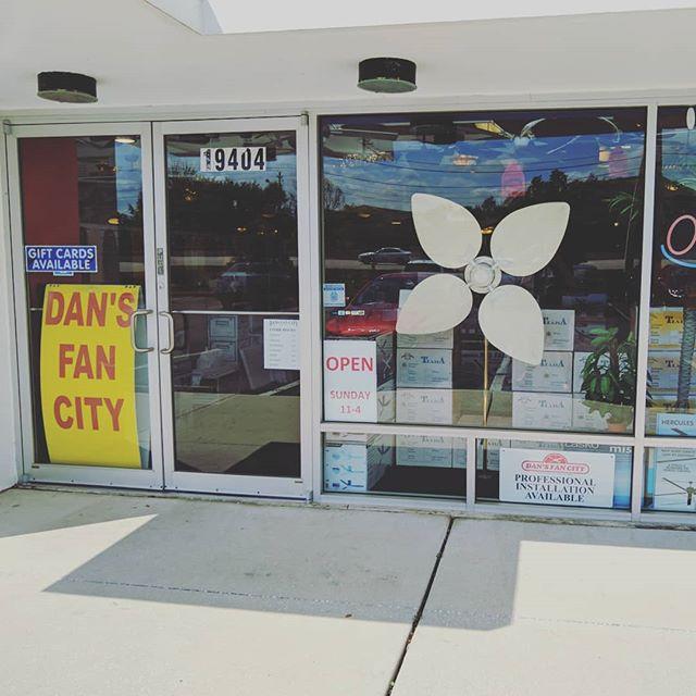 I'm a big fan of this store. . . . #fan