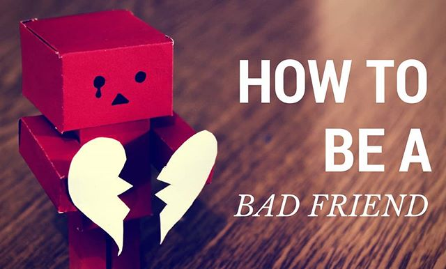 A new series starting tonight at Youth Group! Being a good friend is hard, so we have a solution for you!  See you tonight at 5! . . . #pgyouth #friends #friendship #howtobeabadfriend