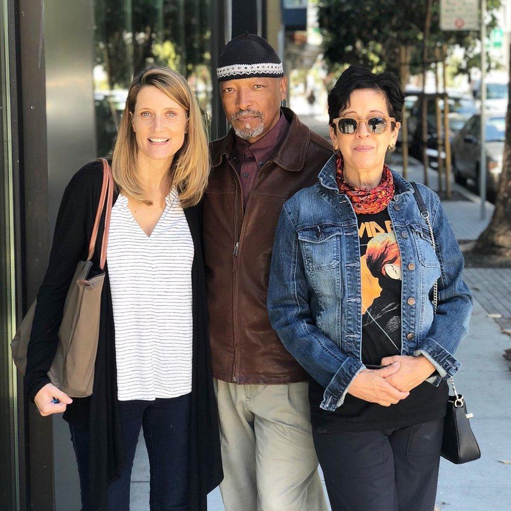 Ann Trinca, Lonnie Graham, Norma I. Quintana