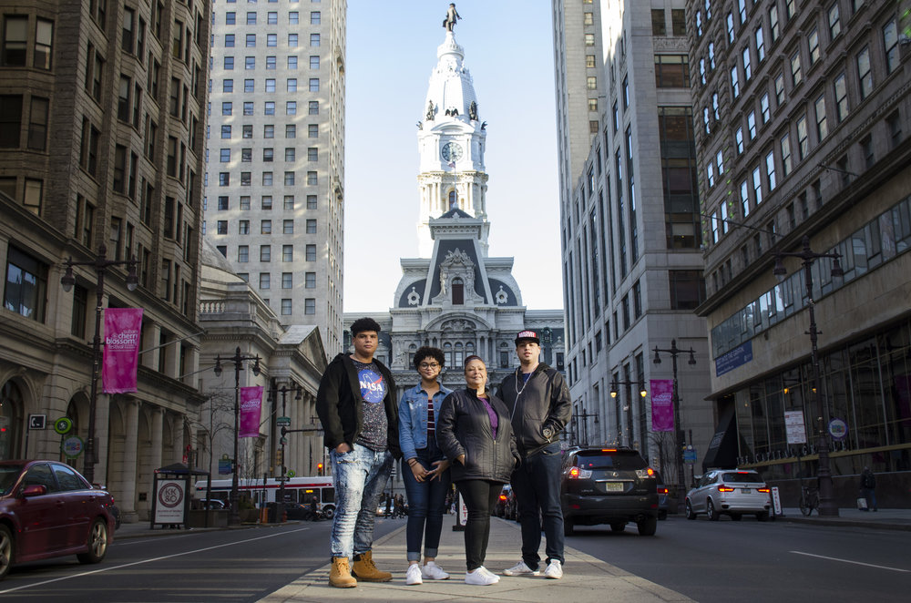Las voces de María  - A multimedia project which profiles Puerto Ricans who recently moved to Philadelphia after being displaced by Hurricane Maria.The Philadelphia Citizen, February-April 2018