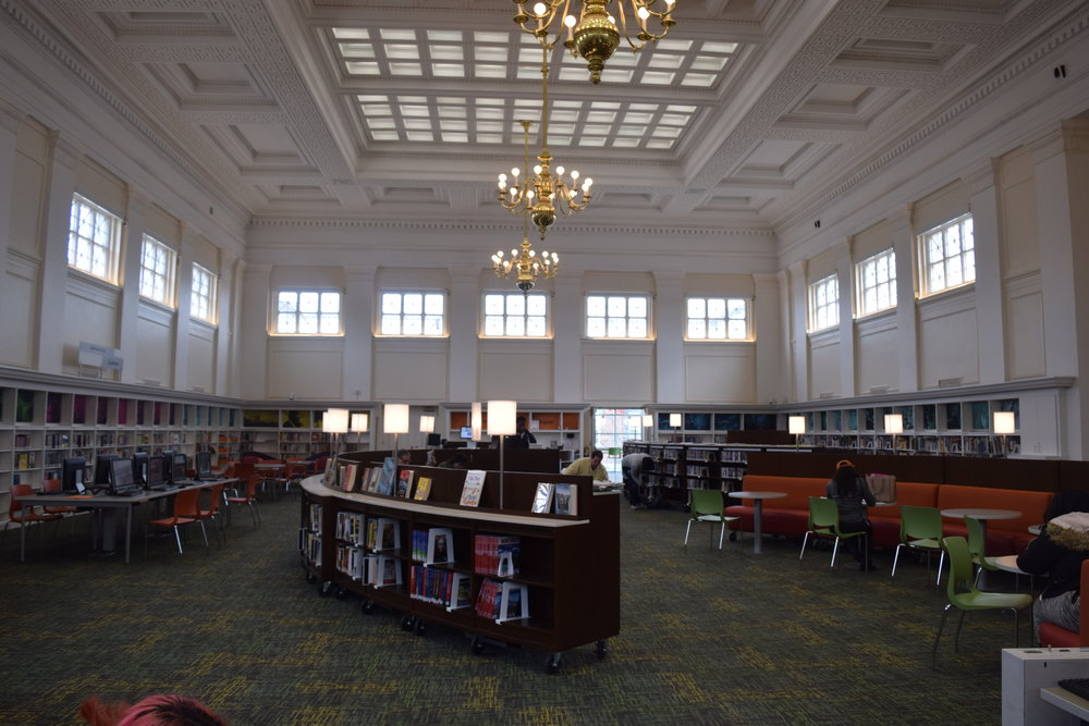 Beyond the Books - Fairhill's Lillian Marrero Library brings the poorest Philadelphians services that expand the definition of literacy far beyond the stacks.The Philadelphia Citizen, June 2018