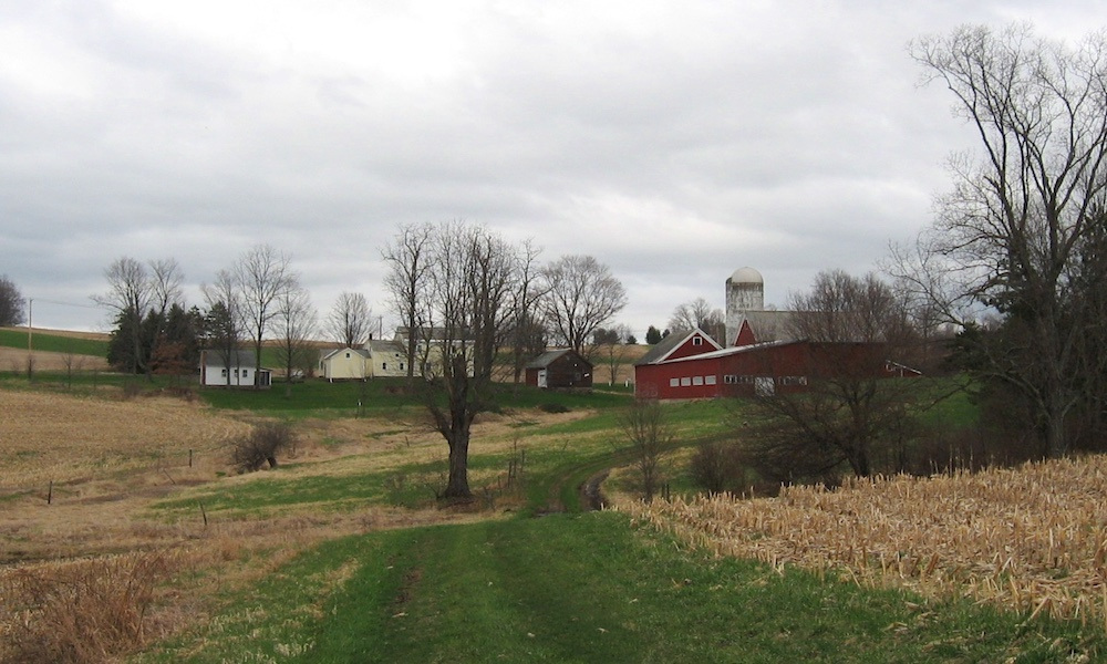 Thomas-Wiley-Abbott Farm -