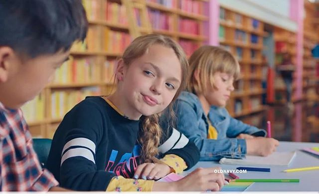 "Check out @reeses_pieces77 in the latest @oldnavy commercial, ""Back to School!""😍 For the students in LA, the first day back to school was yesterday! We only hope that this new school year is the best one yet for you✍️🙏👓 And we hope you continue doing what you love, whether it's dancing, singing, acting, etc🤓 What are you most excited about for this new school year? #reesehatala #womanwednesday #hatalasisters #btbfamily #oldnavy #backtoschool #learnandlove #createandinspire @nelsonbtbmgr .⠀ .⠀ .⠀ .⠀ .⠀ Repost by reeses_pieces77: Have you guys seen the LATEST @oldnavy commercial ""Back to School"" ?? 💖💖————————-So much fun working on this project💫💫 Choreography by @ashleywallen 🔥💖#checkitout #reesehatala #hatalasisters #oldnavy #commercial #backtoschool #tooearlyforbacktoschool @blocla @btbmgmt"