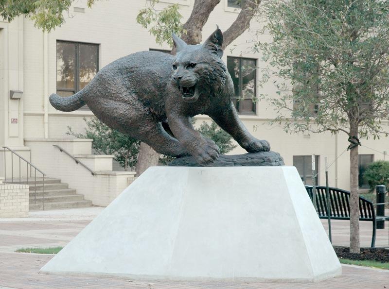 Texas State University Bobcat