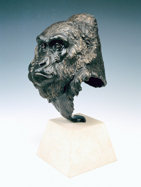 Bust of Colo