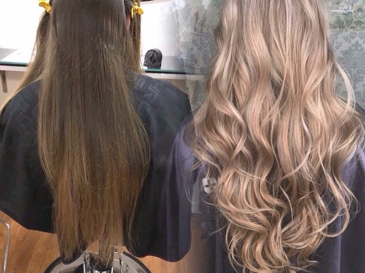 Conditioning Treatment and Ombre