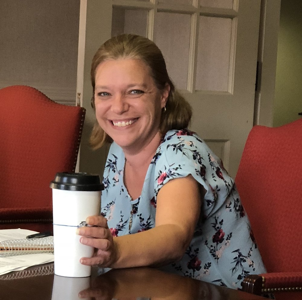 """Jamie Hill    President    jhill@taylorbank.com   410-632-1700   """"My favorite thing about Snow Hill is its people. It seems that everyone knows one another; it's like one big happy family."""""""