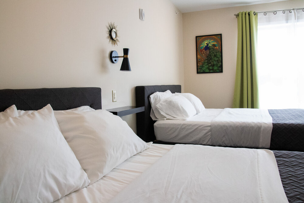 Double Room With Full Bath