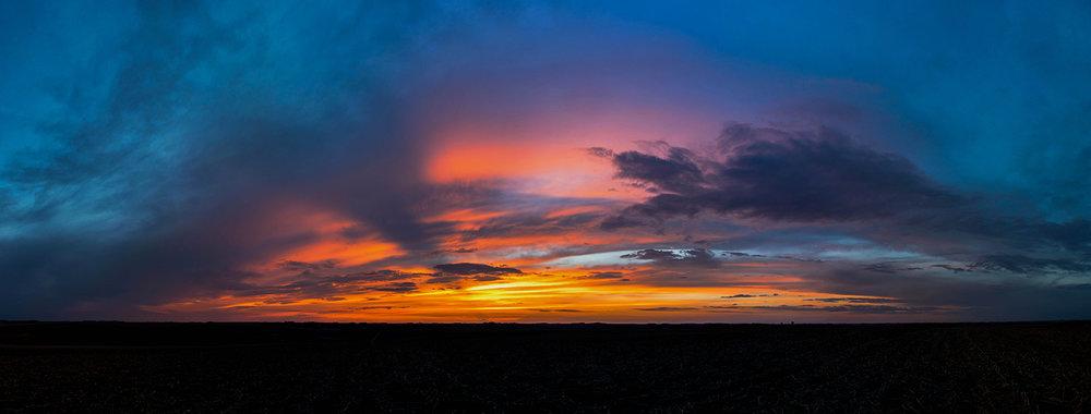 Spann Sunset