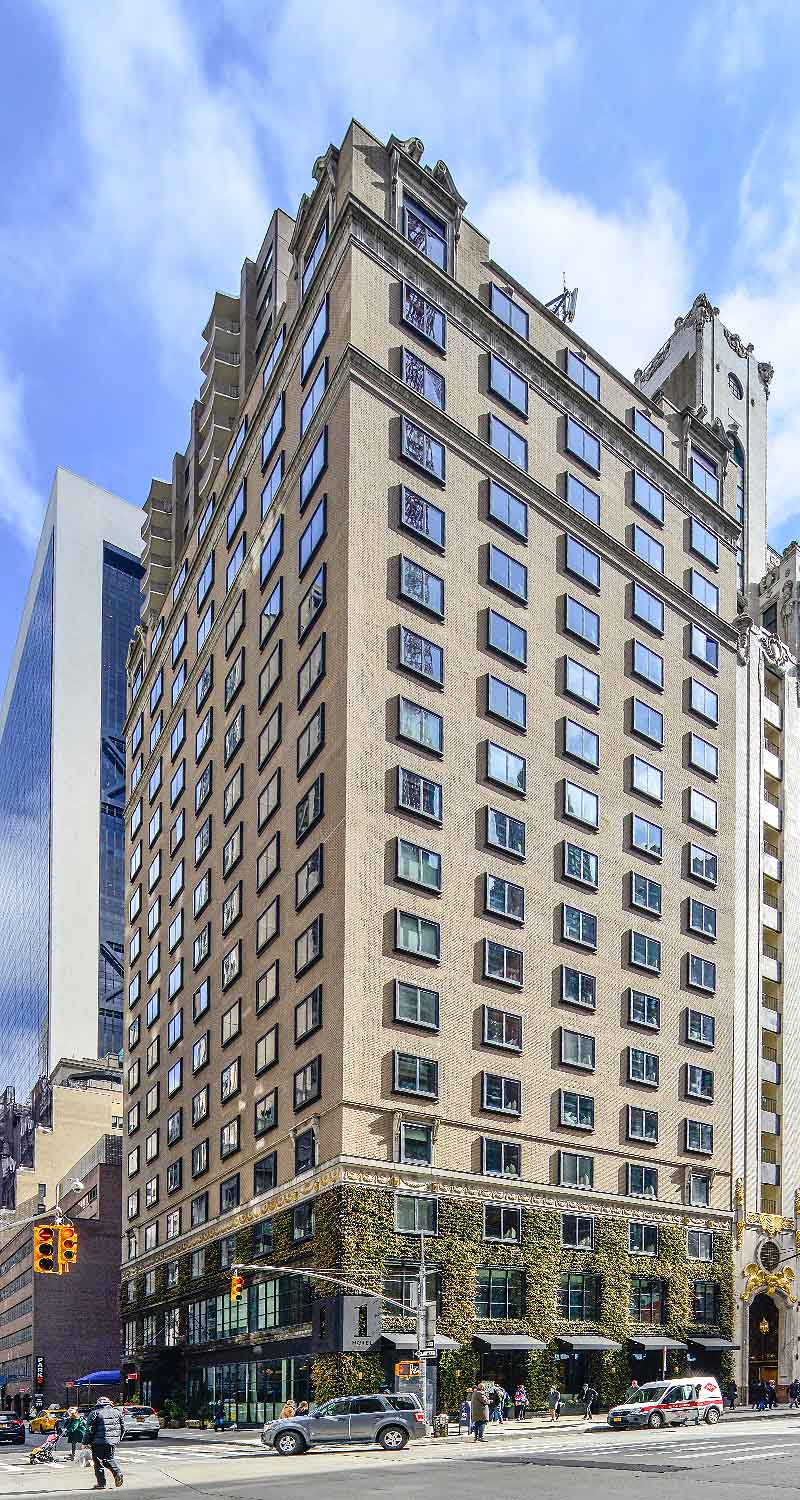 One Hotel Central Park  1414 Avenue of the Americas