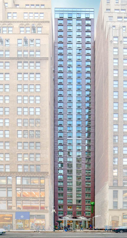 Holiday Inn Times Square  585 8th Avenue