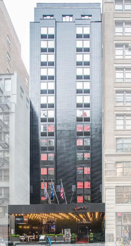 Hotel Henri by Wyndham  37 W 24th Street