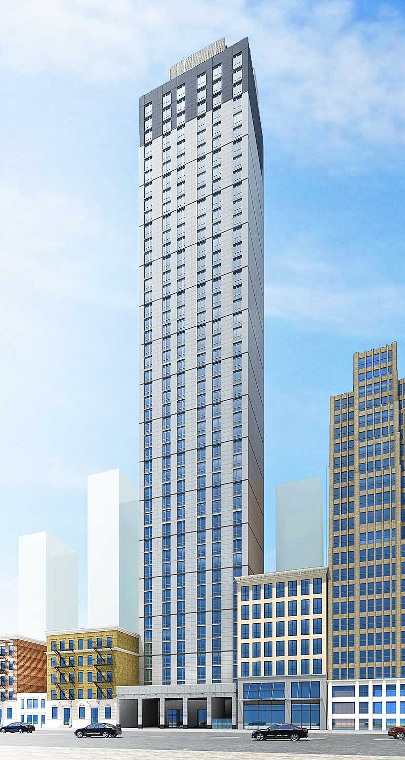 Springhill & Towneplace  140 W 28th Street