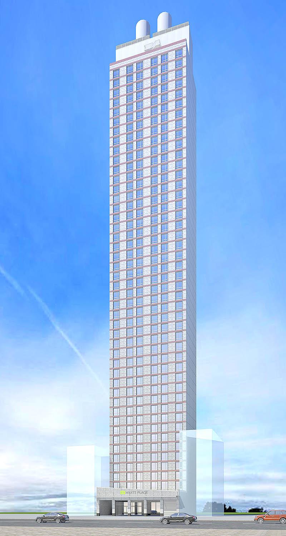 Hyatt Place  140 W 24th Street