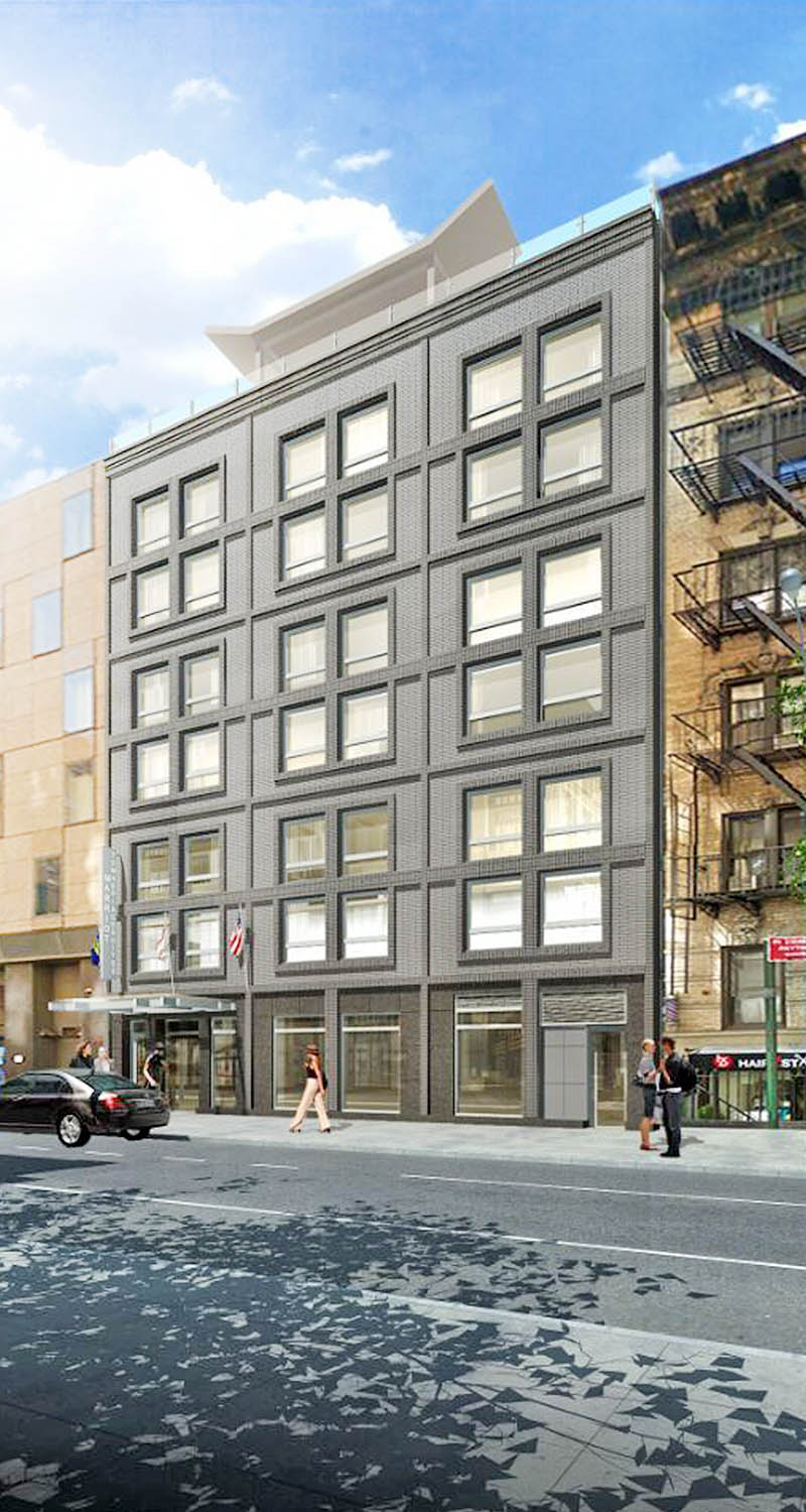 TownePlace Suites  324 W 44th Street