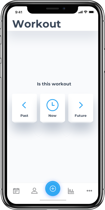 Workout - Create your workouts