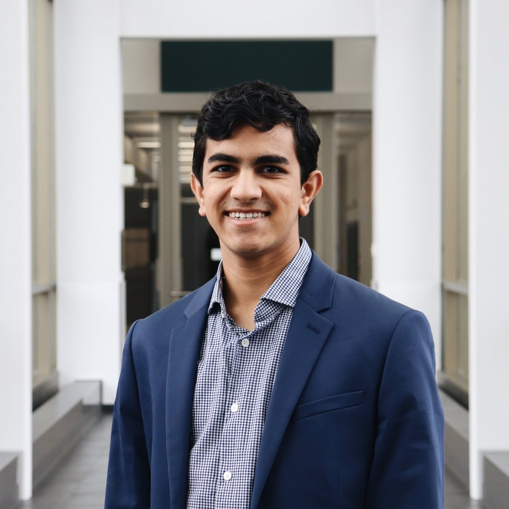 Dhruv Methi - VP-Operations & External Relations, AnalystBSB '21, MIS and Computer Science
