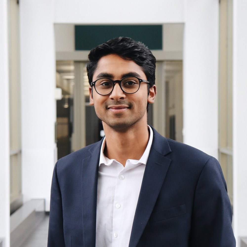 Norman Parthiban - AnalystBSB '20, Finance and Mathematics
