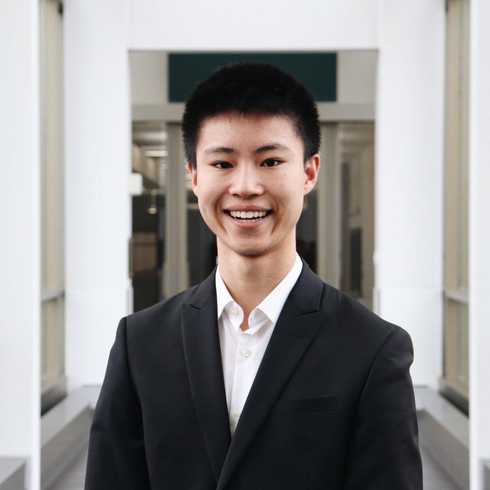 Jeffrey Hu - AnalystBS '21, Computer Science and Economics