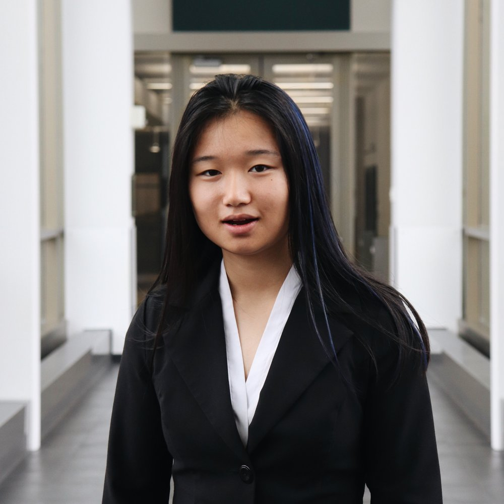 Ruby Zhang - AnalystBSB '22, MIS, Entrepreneurial Management, and Marketing