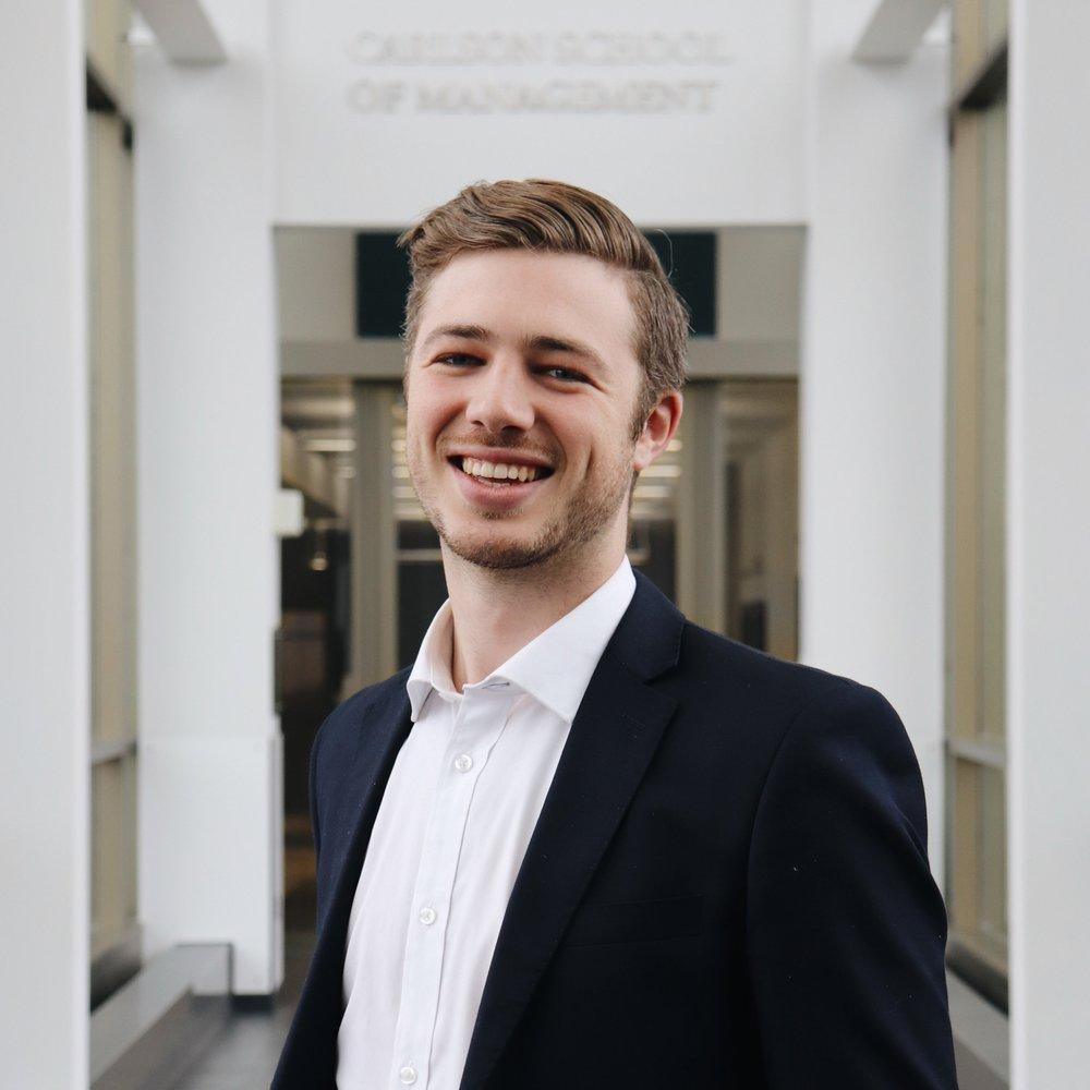 Ben Krelitz - AnalystBSB '19, Finance and Entrepreneurial Management