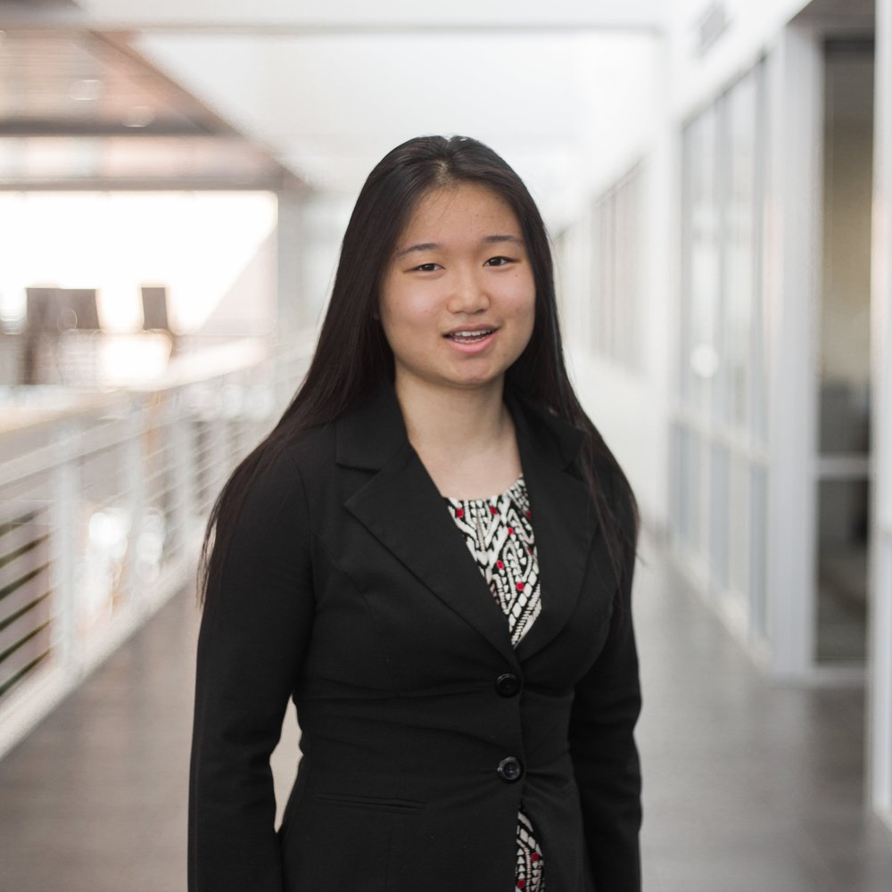 Ruby Zhang - AnalystBSB '22, Management Information Systems, Marketing, and Entrepreneurial Management