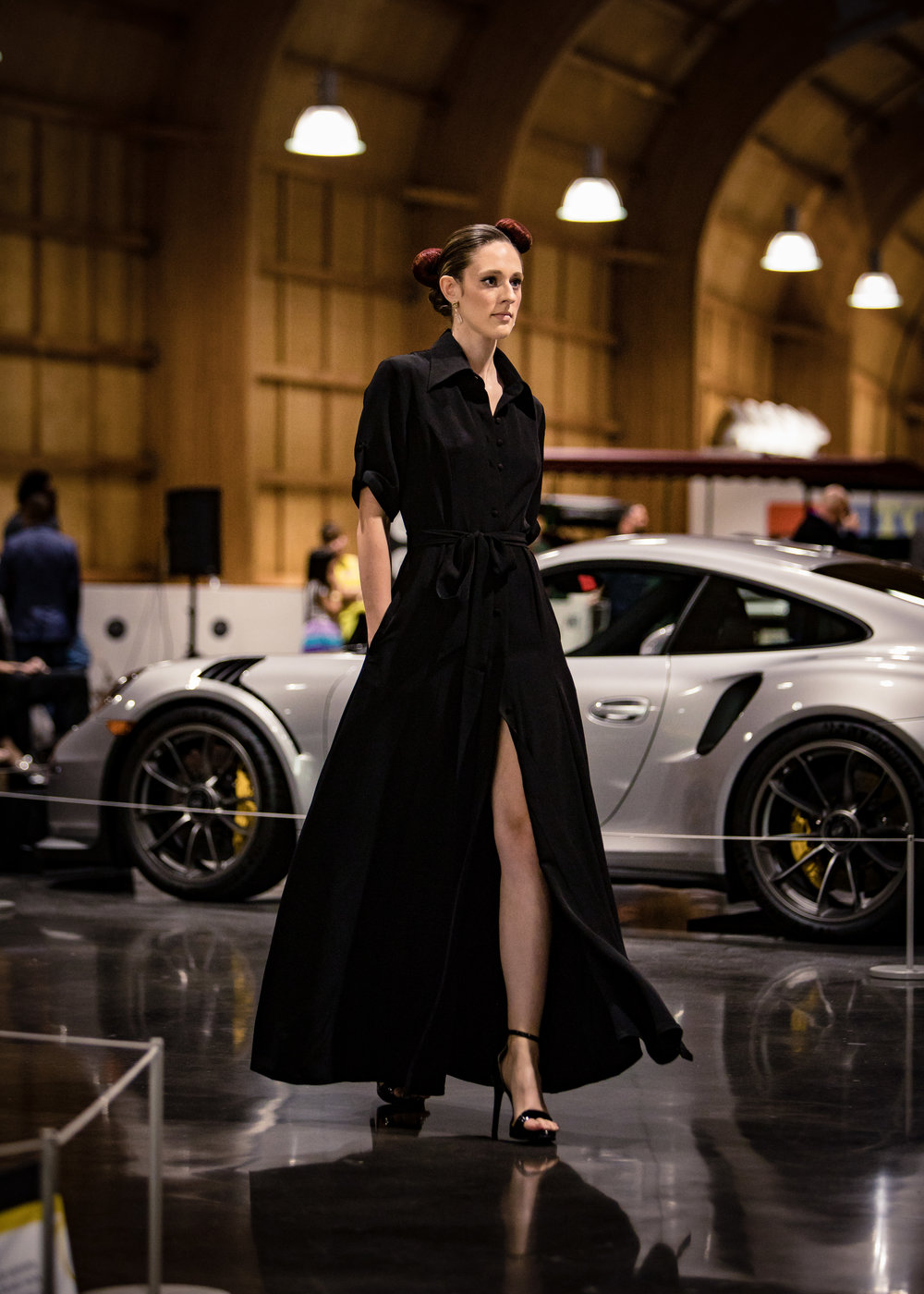 Photo from the 2017 Couture & Cars Fashion Show