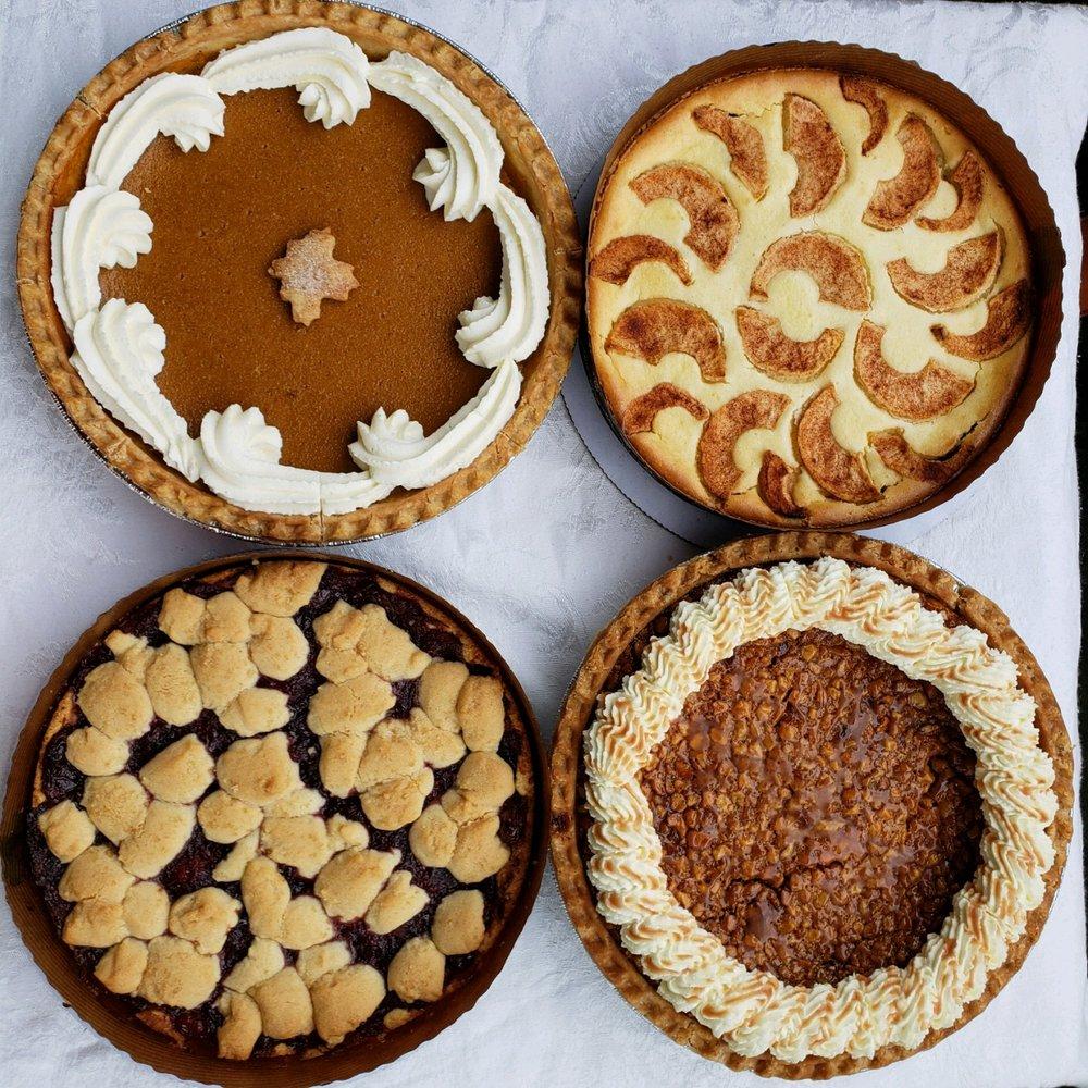 Holiday Desserts -