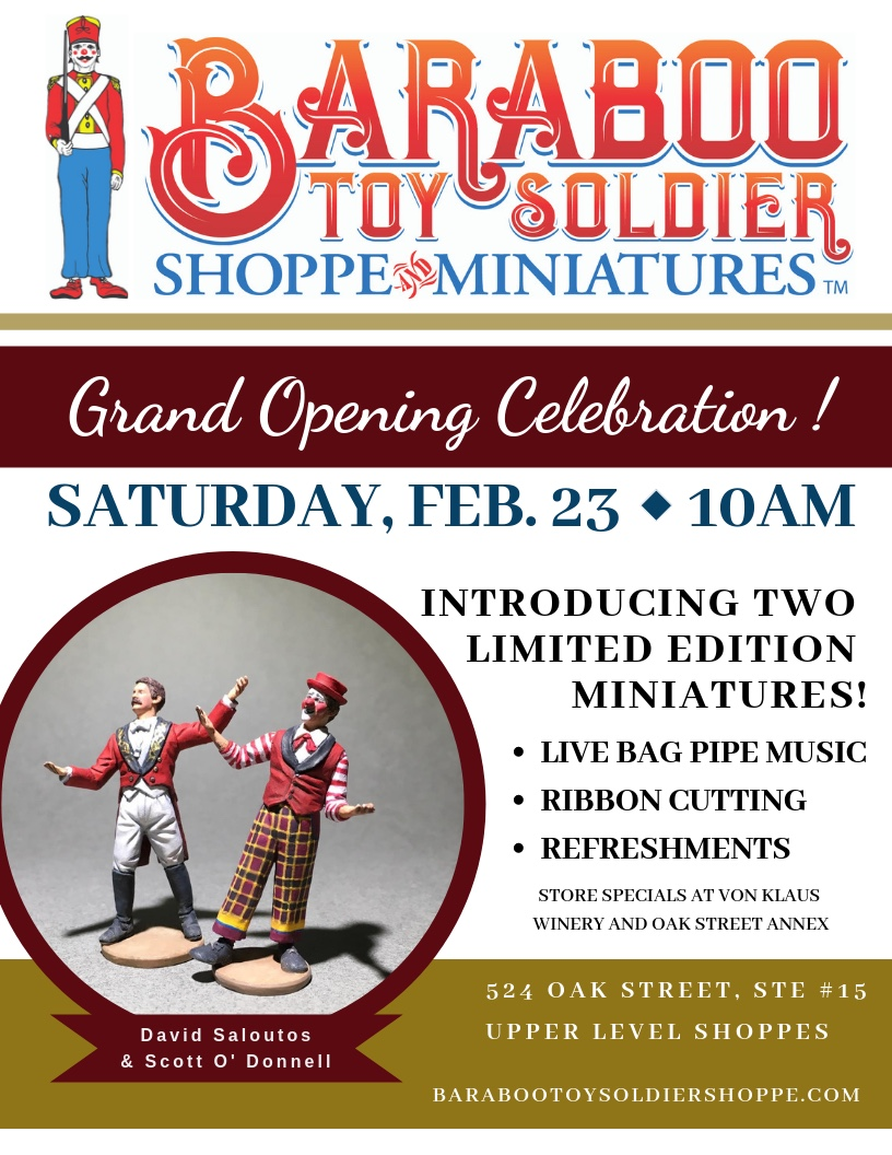 Baraboo Toy Soldier Shoppe