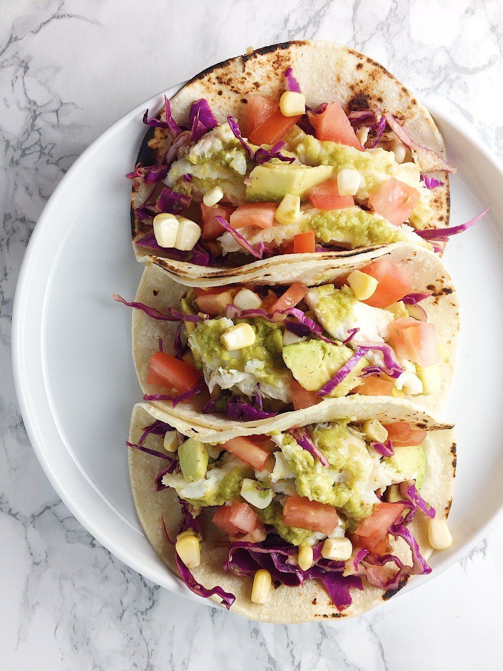 Danny's fish tacos