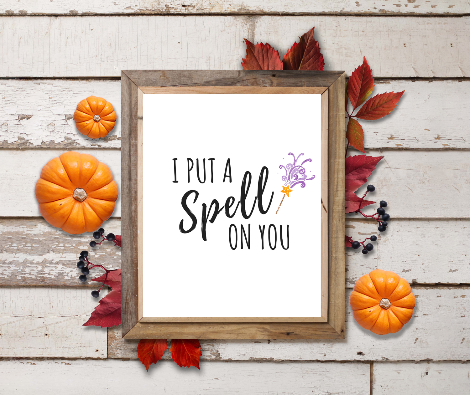 7 free halloween decor printables — celebration fixation