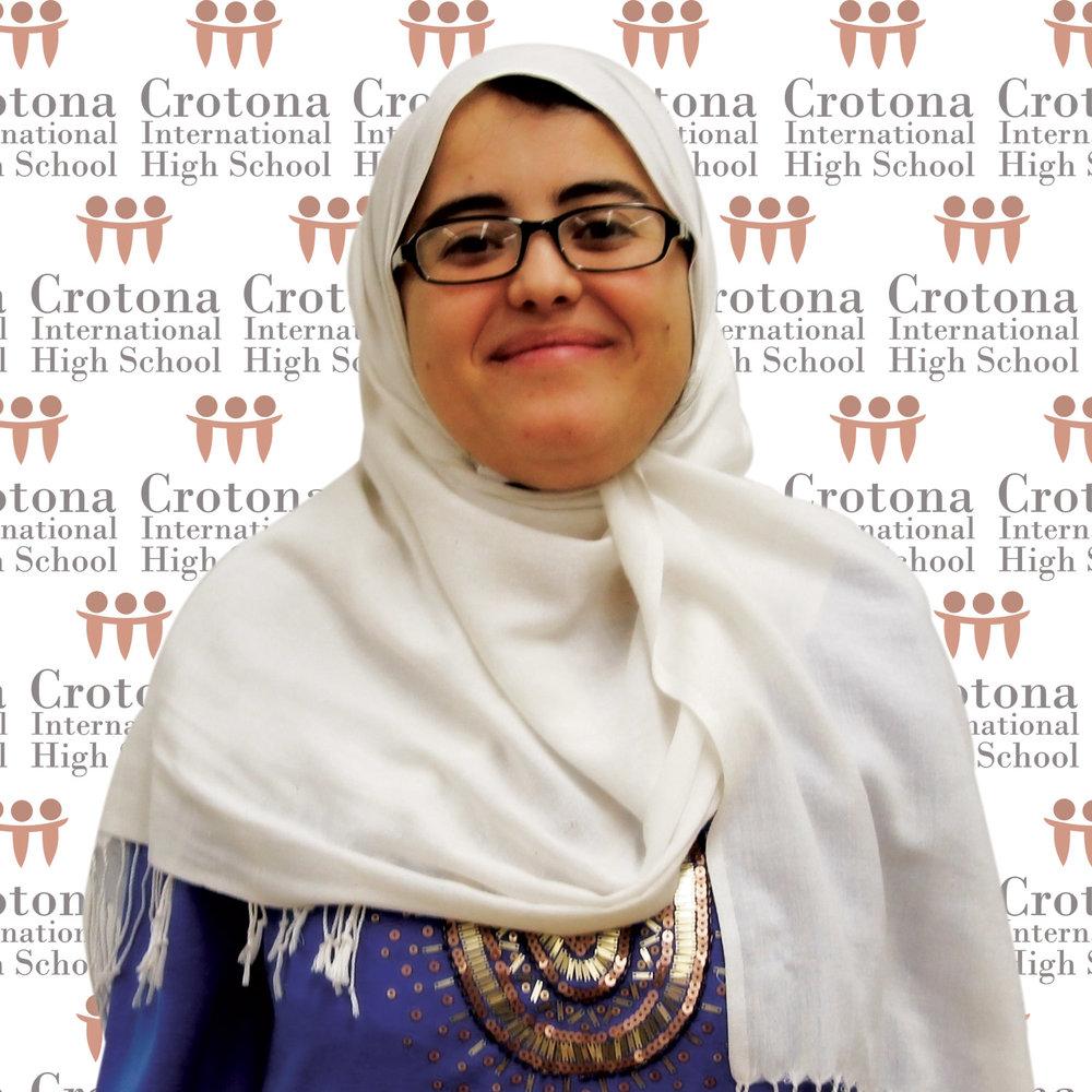 Meriem Hadjahmed, Science
