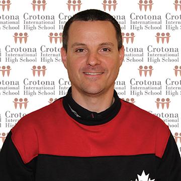 Chris Flanagan, Physical Education