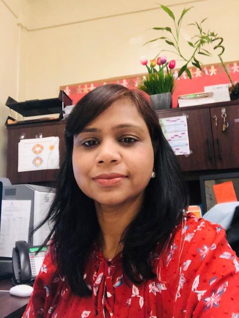 Shweta Ratra, Principal