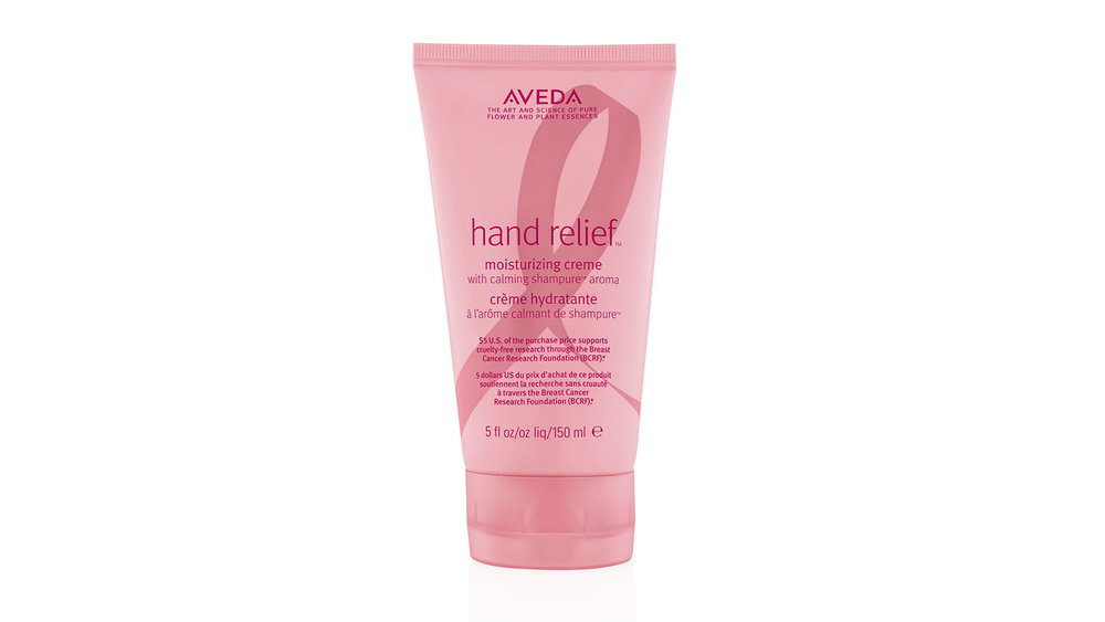 Aveda Hand Relief Moisturising Creme $44.95 ($5 donated to NBCF)