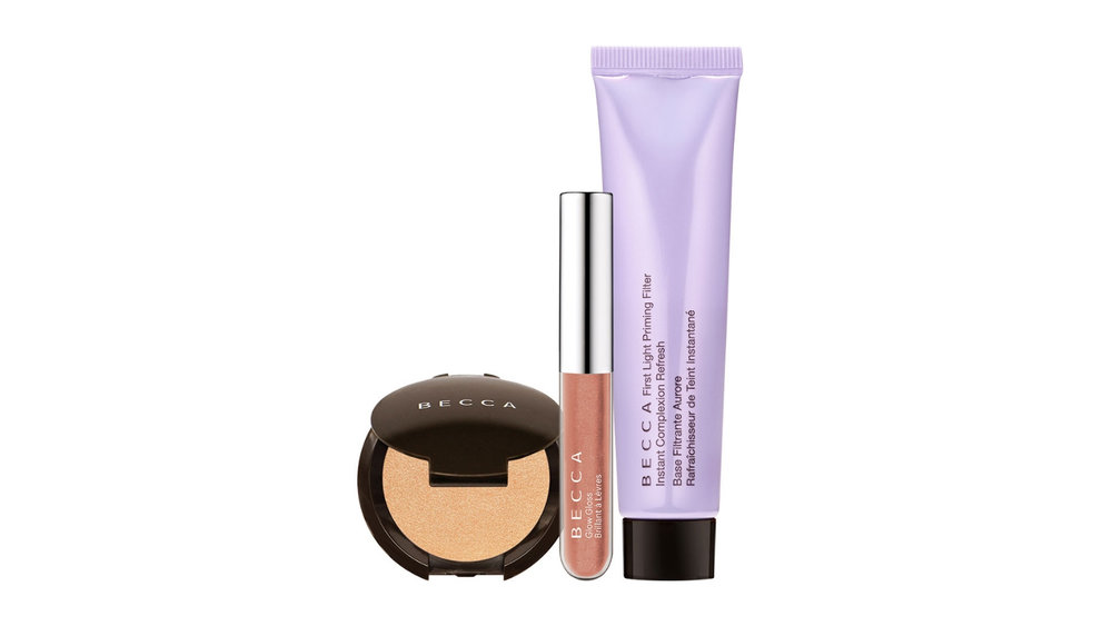 Becca Drenched in Glow Kit $22