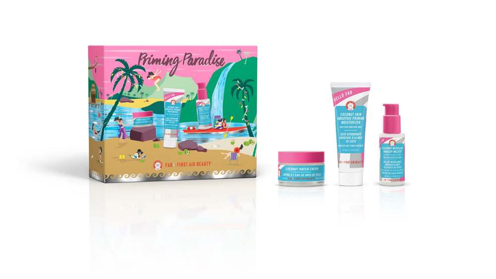 First And Beauty Priming Paradise $41