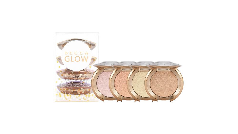 Becca Macaroon Glow Kit $57