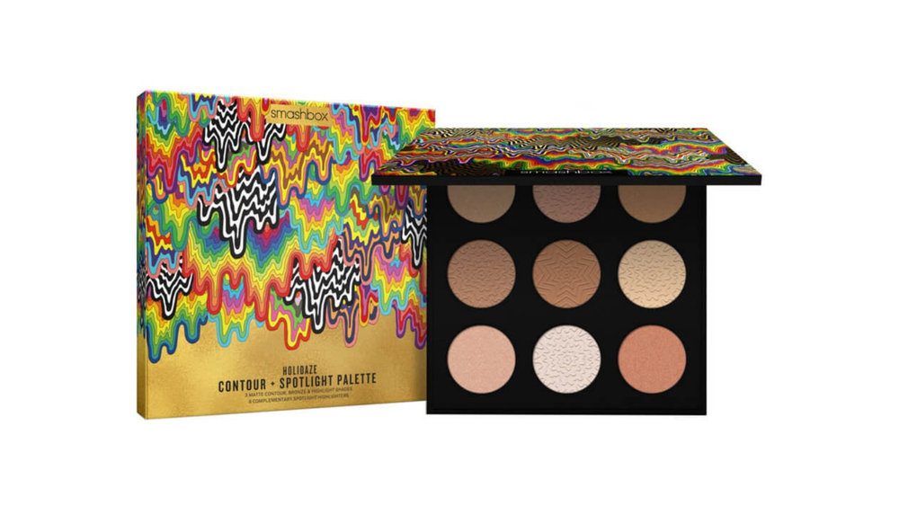 Smashbox Holidaze Contour and Spotlight Palette $57